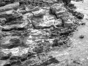 The rocky shores of the Cap de Creus