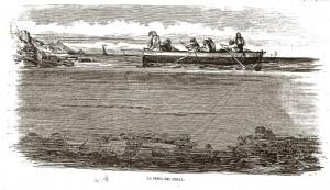 Coral diving, 1859 (Arxiu Històric de la Ciutat de Barcelona)