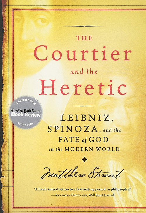 The Courtier and the Heretic book cover
