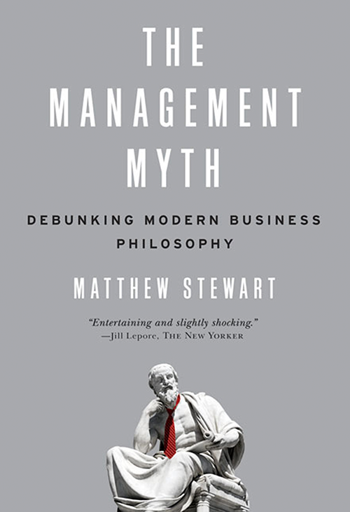 The Management Myth book cover