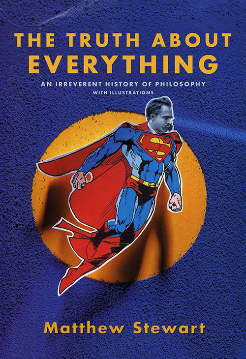 The Truth About Everything book cover