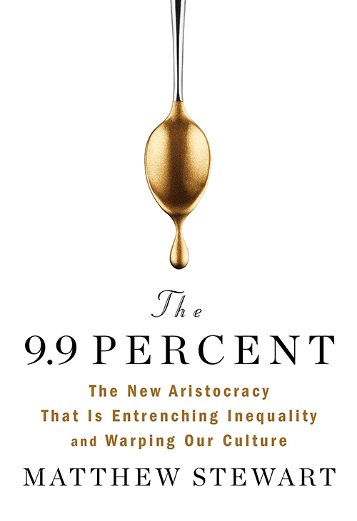 The 9.9 Percent book cover